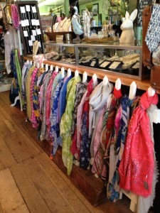Beautiful spring scarves to accompany any outfit!